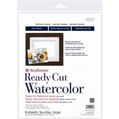 11 x 14 inch Strathmore Ready Cut Watercolor Paper