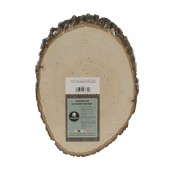 Walnut Hollow Basswood Country Oval, 7 - 9 in