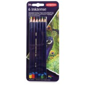 Inktense Pencils, Set of 6