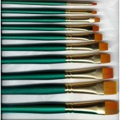 Winsor Newton 510 Regency Gold Short Bright Brush