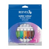 Reeves Fine Watercolour 18 tube set