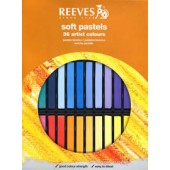 Reeves 36 Soft Pastel Set