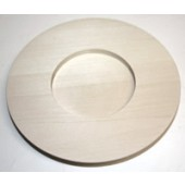 6 inch Candle Dish